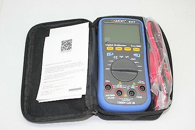 owon 3 in 1 b35t t-rms bluetooth android apple messwertspeicher multimeter temp