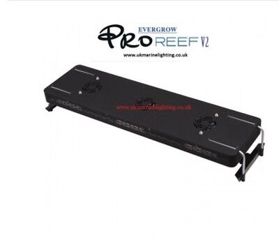 Marine reef aquarium Evergrow IT2060 ProReef dimmable led Aquarium lighting unit