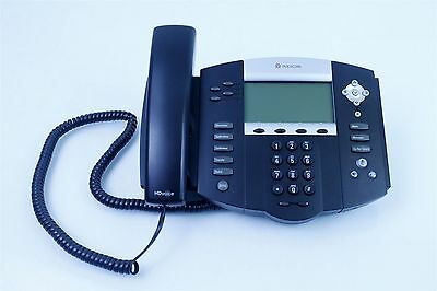 Polycom SoundPoint IP560 IP VoIP SIP Phone Business Telephone 2200-12560-001