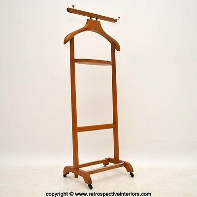 RETRO VALET / CLOTHES STAND VINTAGE 1950's