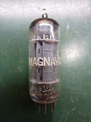 Magnavox (GE made) 6FQ7 / 6CG7, made in USA vacuum tube. Tested good.