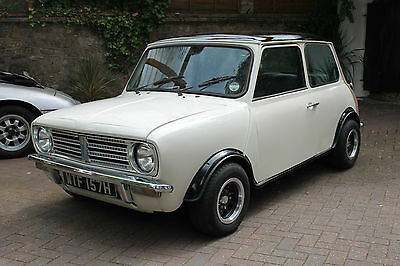 Morris Mini Clubman 1275 ,registered, V5 States , 20/03/1970 ,