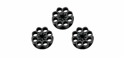 Crosman 8-Shot Rotary Clips Fits T4 and 1088 Pistols 3/Pack