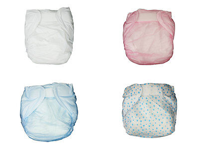 Haian Adult Incontinence AIO PVC Diapers