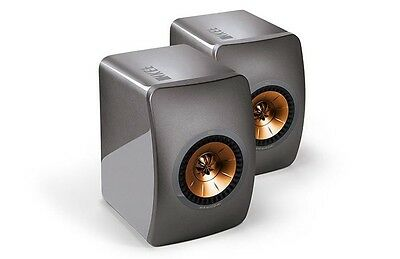 LS50 LIMITED EDITION KEF CASSE ACUSTICHE coppia
