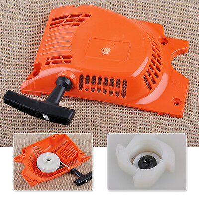 Generator Recoil Pull Starter fit Chinese Chainsaw 4500 5200 5800 45cc 52cc 58cc