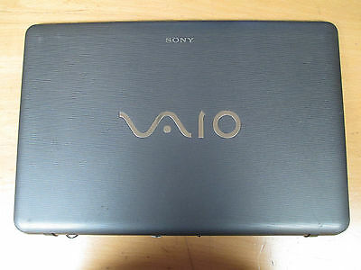 Sony Vaio VGN-NW PCG-7183M Laptop Screen Lid & Surround Bezel 012-500A-1375