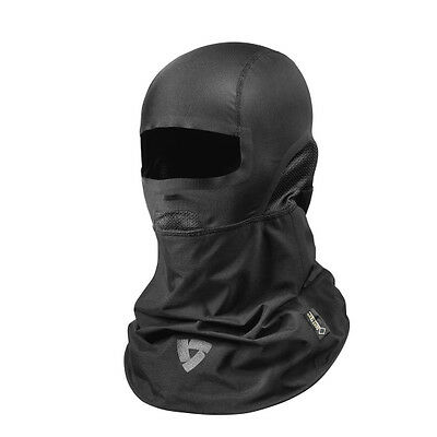 Rev'it! Revit Amazon Black Gore-Tex Waterproof Motorcycle Motorbike Balaclava