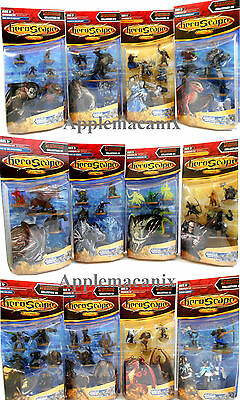 NEW NISB Heroscape Collection Wave D1/11, D2/12, D3/13 D&D Dungeons And Dragons