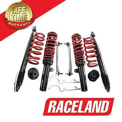 RACELAND BMW 1 Series E87 Hatch COILOVER KIT (2006-2012) 116 118 120 123 125 130