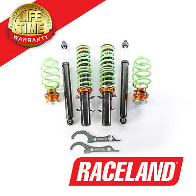 Raceland Volkswagen Golf Mk4 1.4 1.6 1.9Tdi Ultimo Coilovers