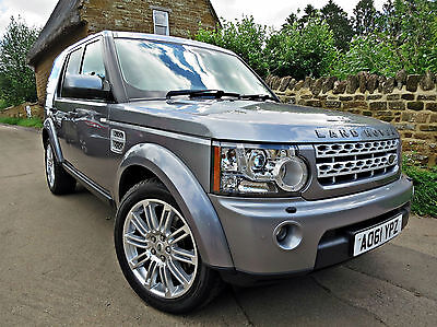 2012 LAND ROVER DISCOVERY 4 3.0 SDV6 ( 255bhp ) HSE AUTO.  1 OWNER !!