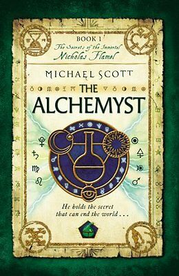 The Alchemyst: Book 1 (The Secrets of the Immortal Nicholas Flamel) New Paperbac