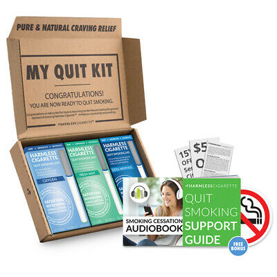 Nicotine Free Quit Smoking Aid / Therapeutic Stop Smoking Cessation Product