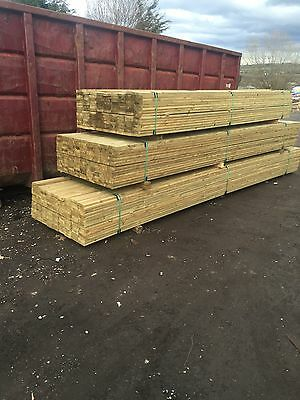 Timber Decking Boards 3.6m Long Treated 28mmx 120mm 12ft