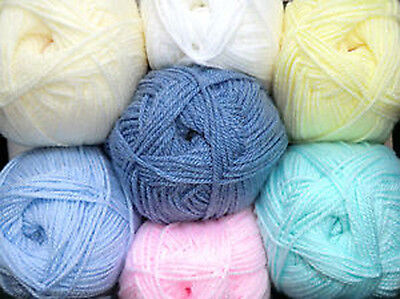 ARAN WOOL , Stylecraft Special Aran 100g Soft Knitting
