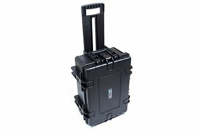 B&W DJI Phantom 3 Black Carry Case with Wheels