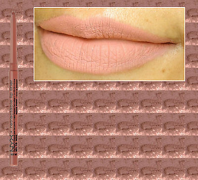 Nyx Retractable Lip Pencil~ Liner ~ Nude ~ Neutral Pink Beige - Twist Up
