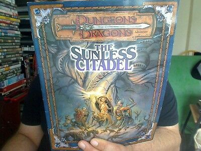 D&D 3rd edition The Sunless Citadel