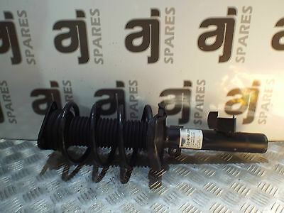 Volvo V50 1.6 Diesel 2009 Drivers Side Front Suspension Leg And Spring