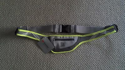 High Visibility Belt Running/Walking, Pocket & ID card, Bum Bag, Fitness, Gym
