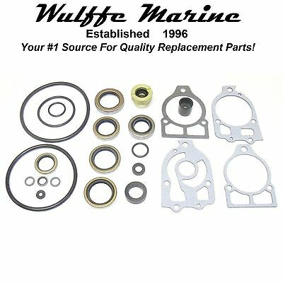 Lower Unit Gearcase Seal Kit for Mercury Mariner 150 175 200 225 hp 26-55682A1