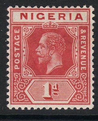 Nigeria 1914-29 Crown Colony H 1d SG 2 Cat £4.75