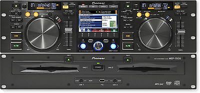 Pioneer MEP-7000 Professional Twin CD Player Hardley used, excellent condition