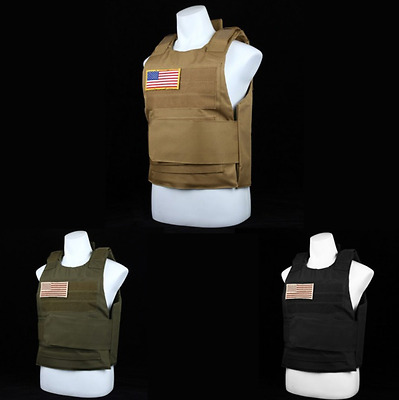 Airsoft Tactical STAB PROOF VEST *UK SELLER*