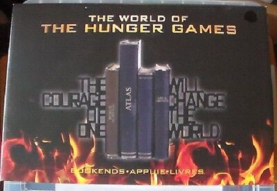 The World of the Hunger Games Bookends - Lionsgate 2015