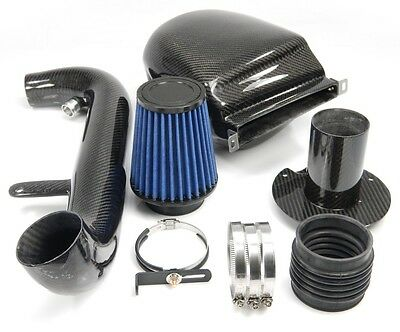 Real Carbon Air Intake System Airbox + INLET MANIFOLD -> Audi VW GTI 1.8 TSI +