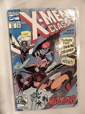 #71 Classic X-Men 1992  Marvel Comics C803