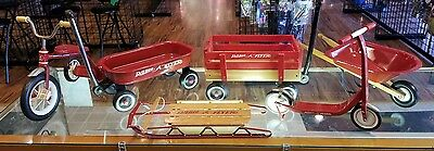 Lot of 6 Radio Flyer Small Toy Collectibles