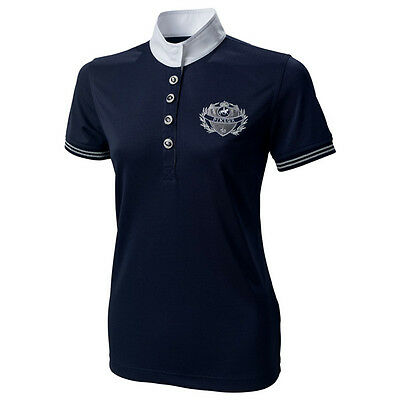 Pikeur Ladies Navy Competition Show Shirt (499) - All Sizes