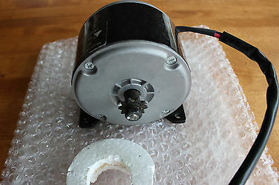 MY1016 Unite Electric Motor (HD version) - 24V 250W with 10 tooth sprocket