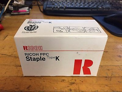 New  Ricoh Ppc Staple Type K Staple Cartridge 530R-Am