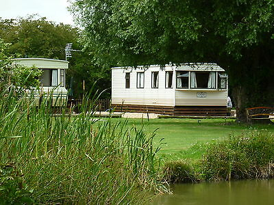 Stunning Lakeside Holiday! Free Fishing! Dogs Free too! Get away from it all !