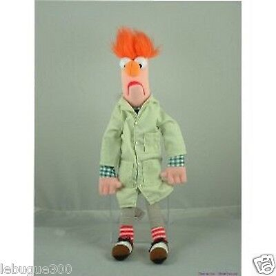 "Disneyland BEAKER Soft Toy from The Muppet Show 13""  Collectable Disney"
