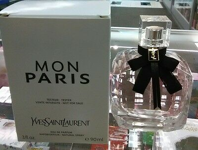 740847be75f MON PARIS BY YVES SAINT LAURENT 3.0 oz/90 ml Eau De Parfum SPRAY WOMEN