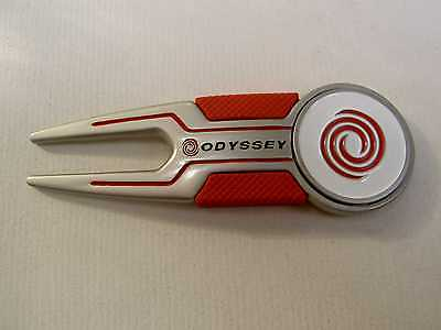 Odyssey Golf Divot Tool & Ball Marker - Japan HTF