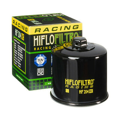 Yamaha Hiflofiltro Racing Oil Filter (HF204RC) Easy Installation and Removal
