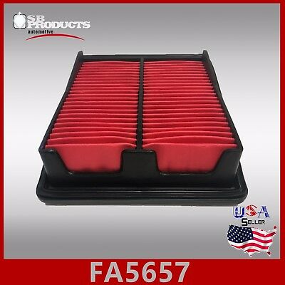AIR FILTER AF5657 FOR 2007 2008 HONDA FIT PACKAGE OF TWO