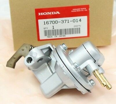 Genuine Honda Fuel Pump Assembly Gl1000 Gl1100  Goldwings 16700-371-014
