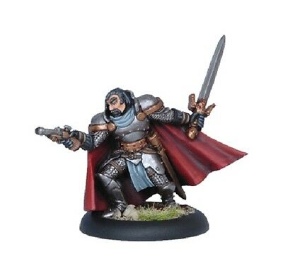 Iron Kingdoms Miniatures: Captain Julian Helstrom PIP81041