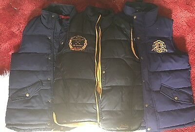Joules Gilets X 3 Size Small