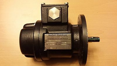 New Radio-Energie. Reo-444R1/ca. Flange Mount Tachogenerator, At A Third Of Rrp