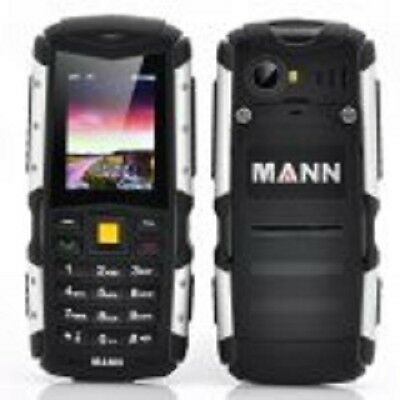 Mann Zugs Rugged Phone-2 inch Display, IPG7 Waterproof + Dust Prook Rating, shoc