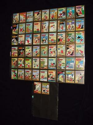 Disney Carl Barks Library Uncle Scrooge Adventures 56 x Card Set Donald Duck Art