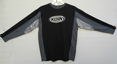 Korn Long Sleeve Xl Shirt By Giant Rock And Roll Heavy Metal Band Jonathan Davis