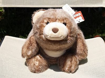 "Gund- Salted Caramel Snuffles Bear- Limited Edition- #4057569- 10""- New-All Tags"